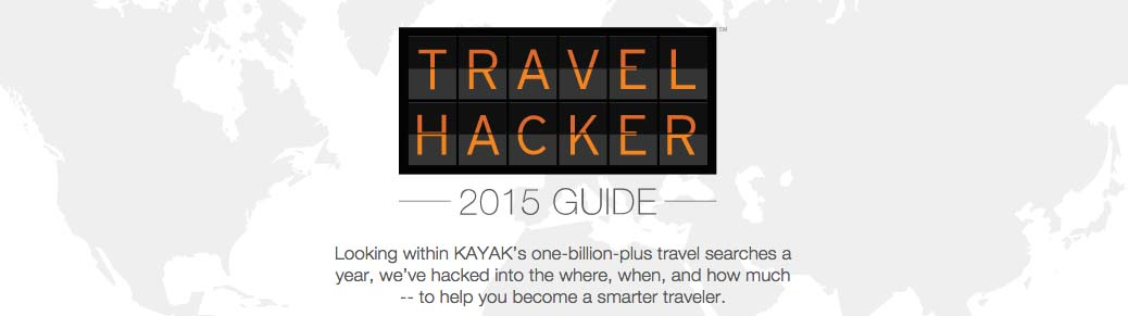 Kayak's Travel Hacker Tells You Best Times to Book That Flight